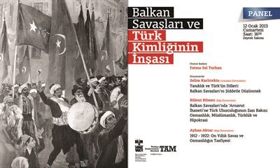 The Balkan Wars and the Construction of Turkish National Identity