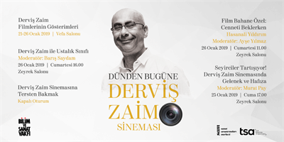 The Cinema of Derviş Zaim from Past to Today