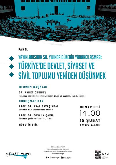 Rethinking States, Politics and Civil Society in Turkey