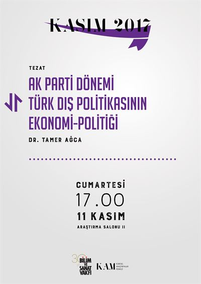 Economy-Politics of the Turkish Foreign Policy During the AK Party Period