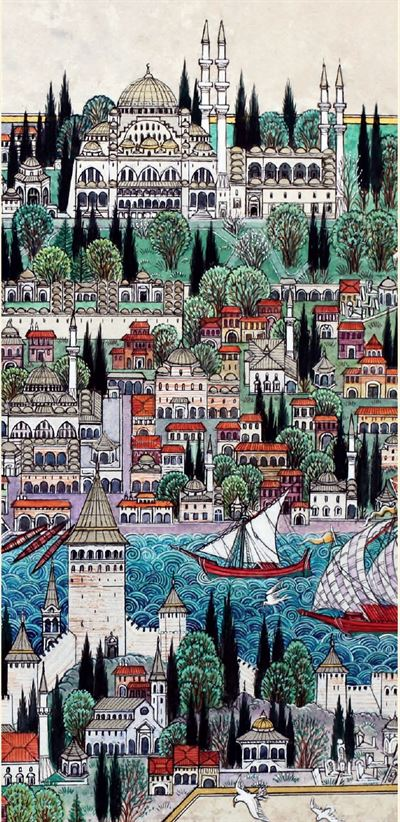 Studying An Ottoman City