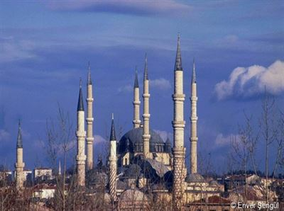 Edirne Uc Serefeli Mosque and  the Restorations up to the Republican Period through the Documents