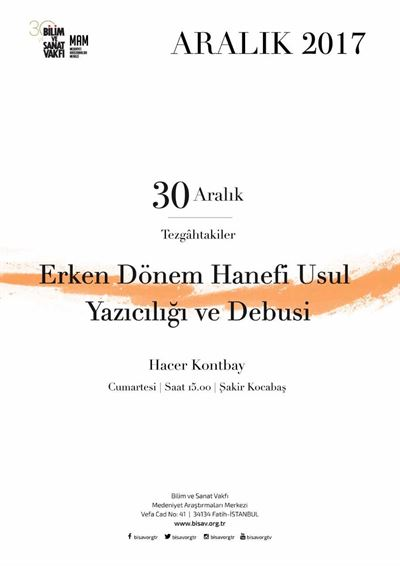 Debusi's Life, Works and Place in Usul-ı Fıqh