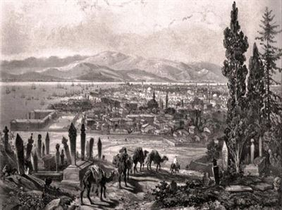 Locating an Ottoman Port-City in the Early Modern Mediterranean: Izmir 1580-1780