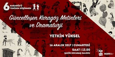 Dramaturgy in the Texts of Karagöz