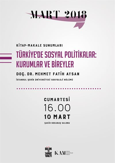 Social Policy in Turkey: Institutions and Individuals